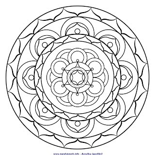 Image Result For Printable Mandala Coloring